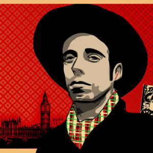 mick Jones - The Clash